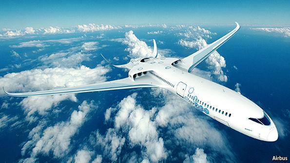 电动飞机来了!2030年商用 由空客和西门子研发