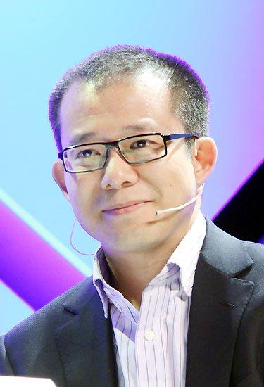 腾讯总裁刘炽平对话主持人谈开放(图)
