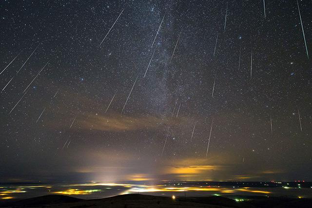 本周三狮子座流星雨极大 中国各地均可观测