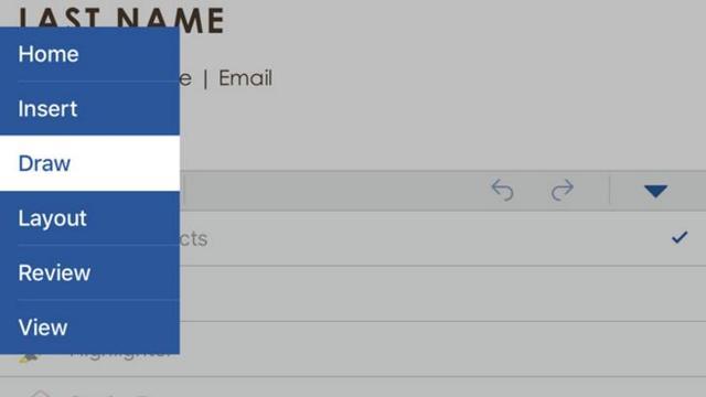 iPhone版Office终于支持触屏操作了 比iPad版晚了半年