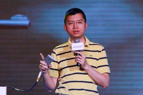简网丁钧:让用户3分钟就做出一个自己的App