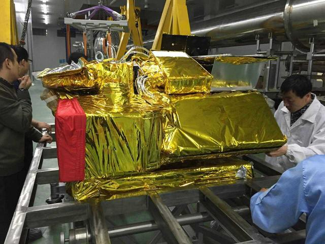 """中国碳卫星探""""碳""""将一探究竟"""