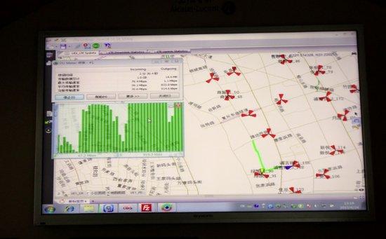 上海TD-LTE网络路测体验记:陆家嘴区域均速超50M
