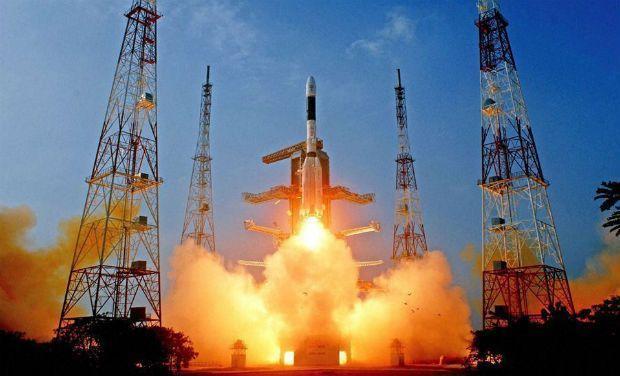 印度2015发射了17颗国外卫星