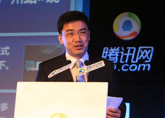 央视主持人马洪涛:社交网站拥有无穷机会