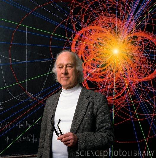 """""""希格斯粒子""""之父——希格斯教授"""