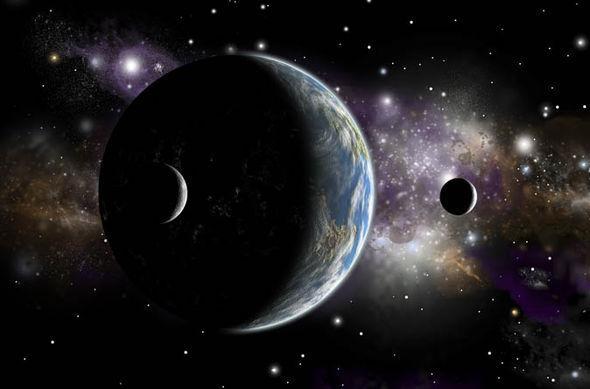 包括人类在内的地球所有生命或都源自地球之外