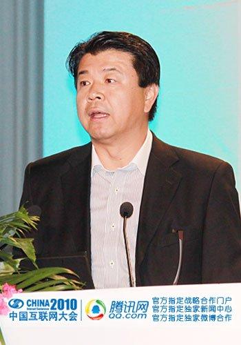 谷歌全球副总裁刘允