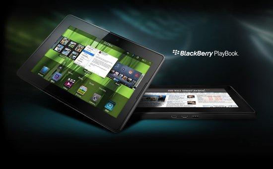 黑莓重返平板电脑市场的挑战