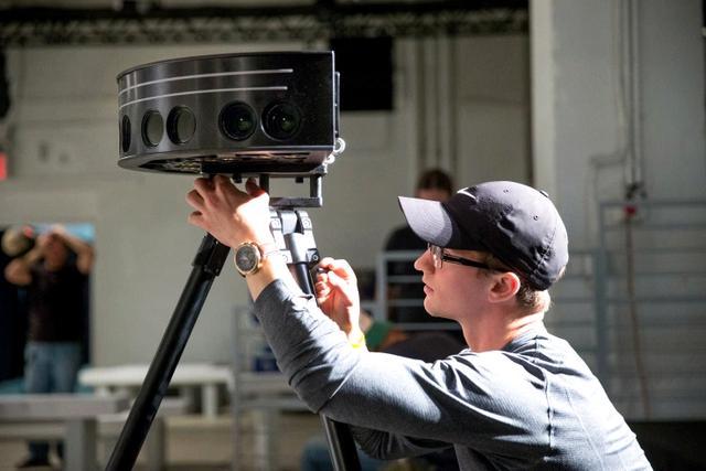 不想再错过新机会 英特尔收购一家VR摄像机公司
