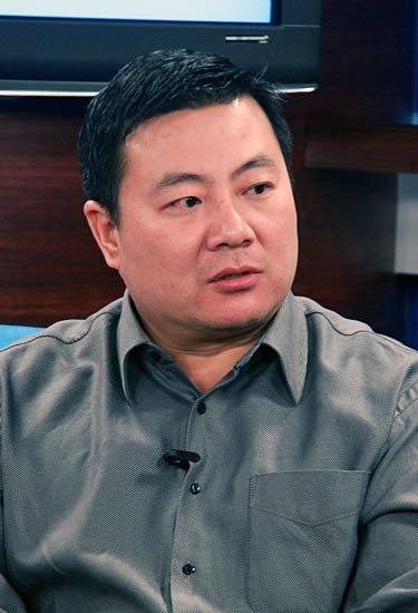 GyPSii全球副总裁兼亚太区总裁Jeff Lin