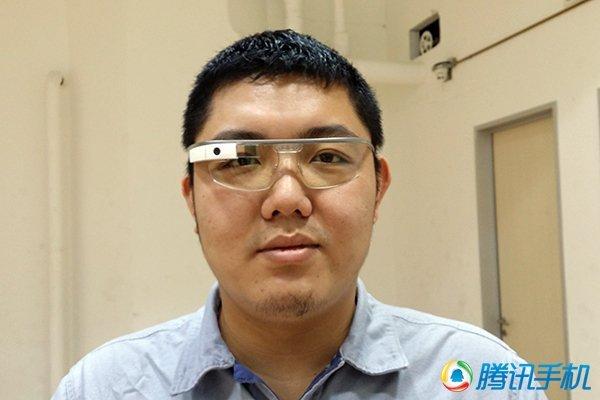 谷歌眼镜在中国:初见未来 但灵魂不在