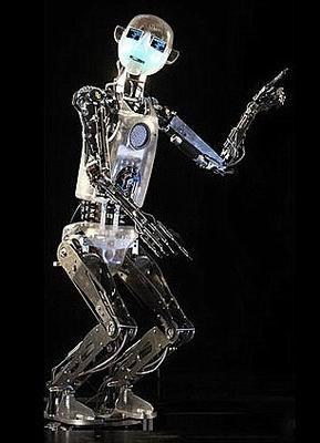 """英新款""""机器人演员""""将入驻美宇航局做导游"""