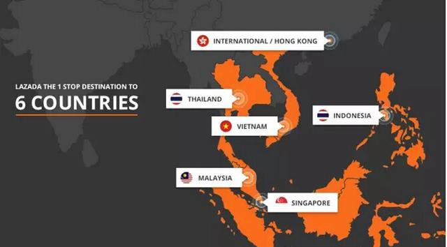 中国互联网公司战火烧到东南亚:大战在即