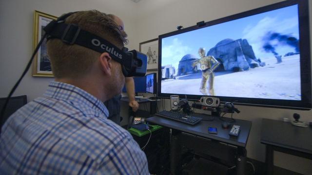 探秘顶级VR电影实验室:《星球大战》VR版就是这么制作出来的