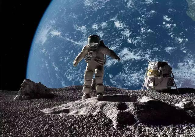 特朗普的太空新目标:三年内要送宇航员送往月球
