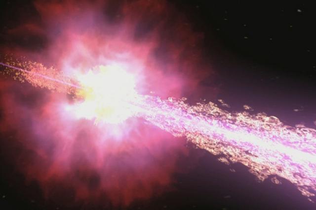 疯狂科学:利用反物质创建伽玛射线激光