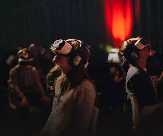 IMAX来中国办VR影院,是未雨绸缪还是市场需求?