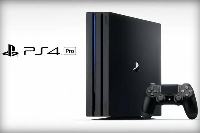 索尼正式�l布PS4 Pro:支持4K和HDR游�� 售�r399美元