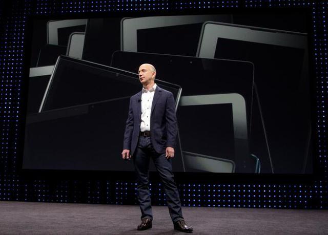 亚马逊CEO贝索斯:未来将开设更多实体零售店