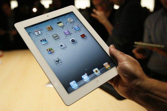 首批200台iPad 2将于13日空抵香港