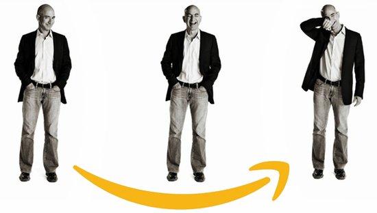 亚马逊创始人贝索斯:一键下单远远不够