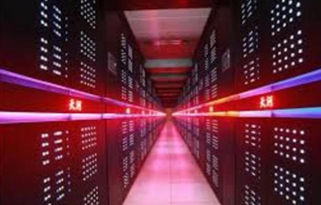 全球超级计算机500强中国双第一