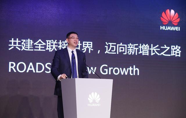 华为高层:预计明年推出5G产品 2019年正式上市