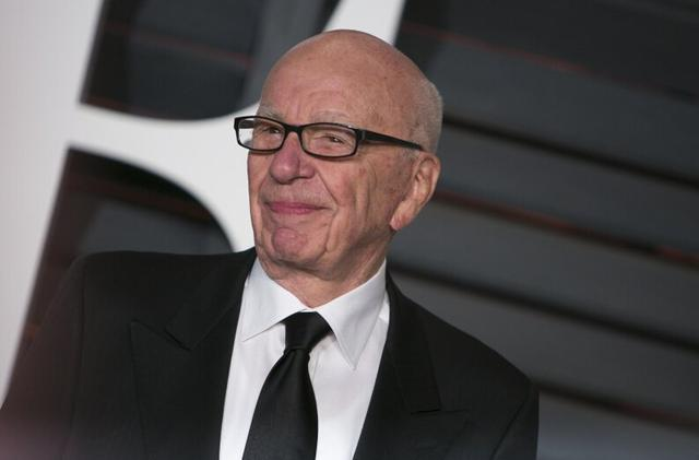 21世纪福克斯CEO默多克退位 其子詹姆斯接任
