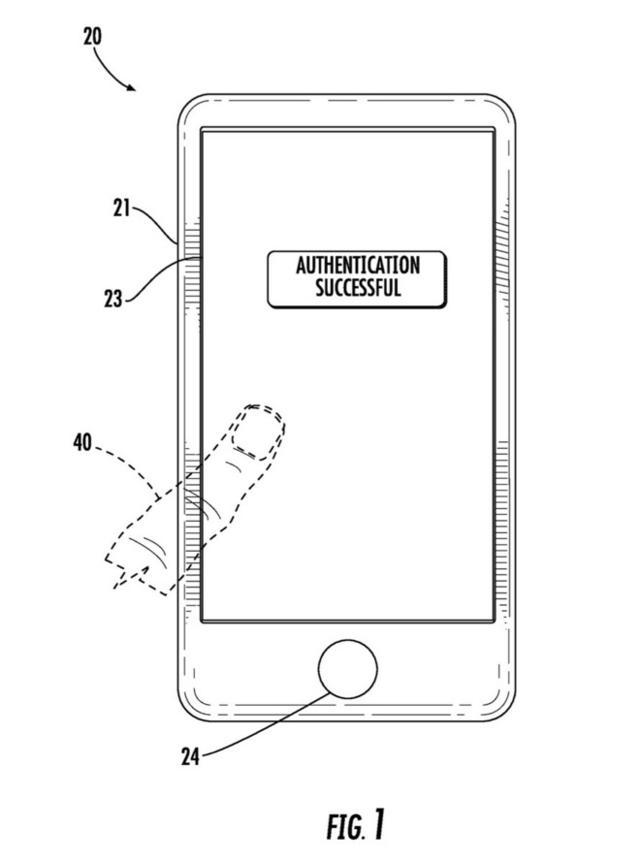 不光没有Home键 iPhone的扬声器和摄像头也将嵌入屏幕