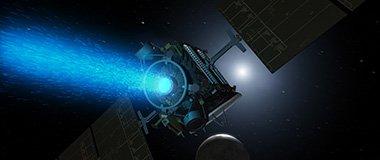 疯狂工程:黎明号探测器的离子发动机