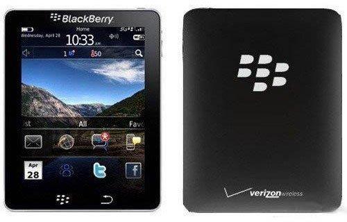黑莓平板BlackPad今年11月面世 售价499美元