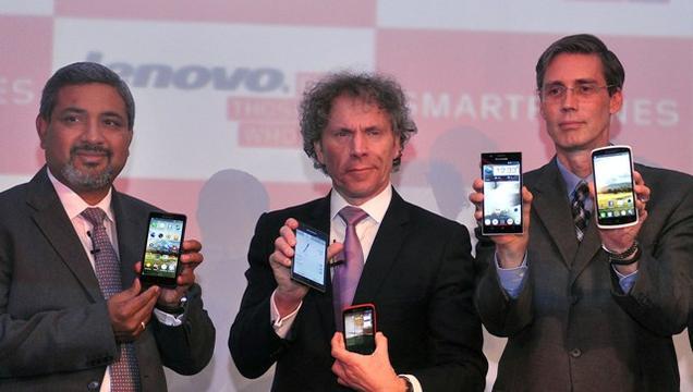 联想夺下印度智能手机线上销量冠军 独占1/4份额