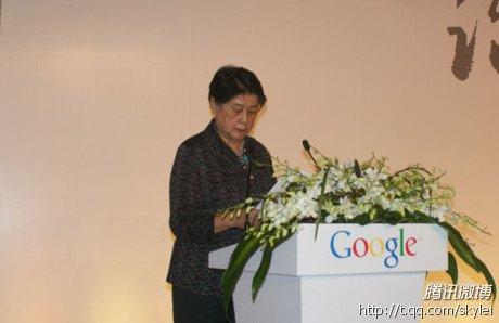 中国互联网协会理事长胡启恒