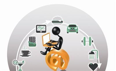 中国互联网经济占GDP 5.5% 为第六大产业