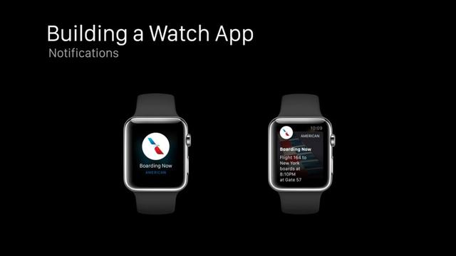 苹果手表如何秒杀Android Wear?