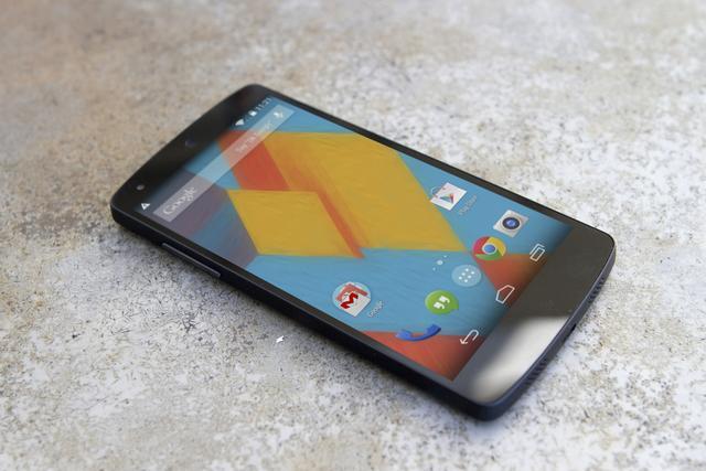 谷歌宣布停售2014年旗舰手机Nexus 5