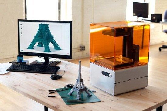 3D打印越来越受到科技界及制造业的关注