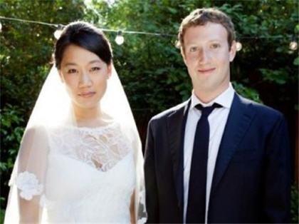"""扎克伯格曾被新婚妻子普莉希拉""""约法三章"""""""