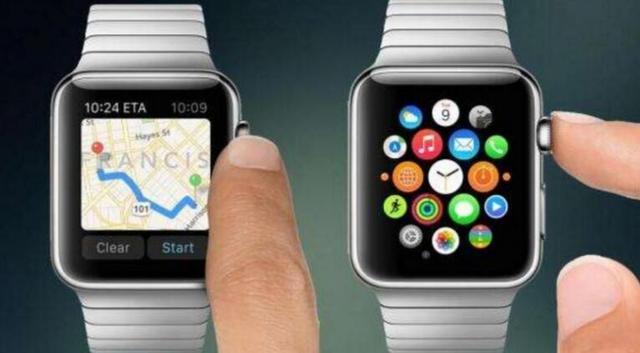 """复刻机械表 苹果新专利让Apple Watch能""""手动上弦"""""""