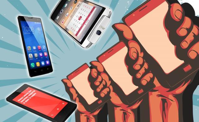 国际巨头掀廉价智能手机混战 国产厂商优势渐失
