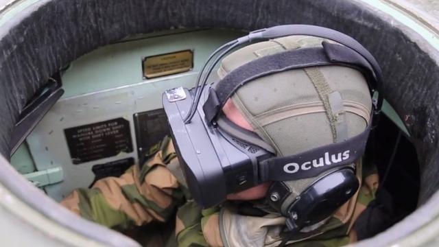 """自从美军和VR""""勾搭""""以后,真的有点担心世界和平了"""