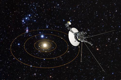 """""""哈勃""""绘制""""旅行者""""地图 为规划未来星际任务打下基础"""