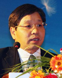 TCL家电产业集团副总裁李书彬