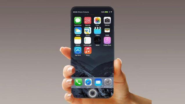 iPhone 8传闻盘点:将采用OLED显示屏,不再有边框