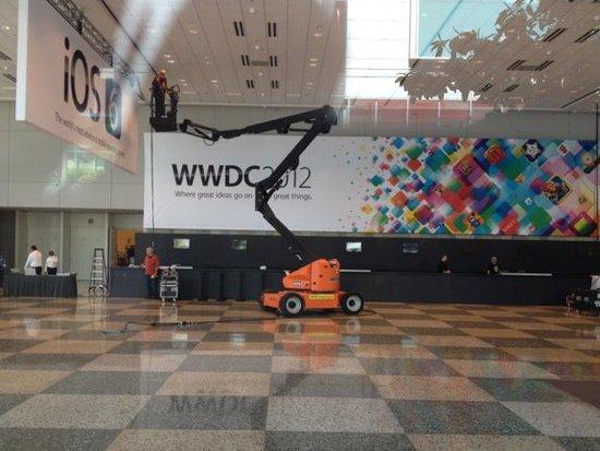 苹果WWDC大会今晚开幕 将发布iOS 6和Mac机