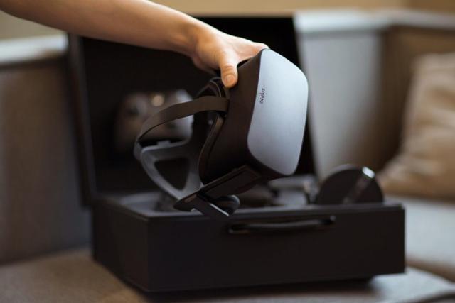 VR设备份额情况曝光:索尼独占30%,HTC只占6%
