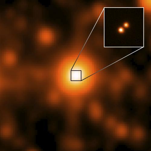 天文学家发现距离地球第三近的恒星系统