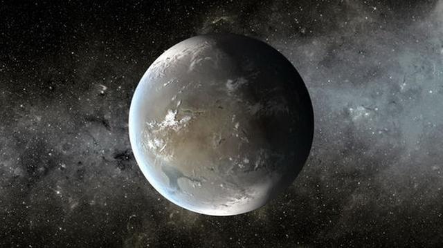 科学家借助行星表面反光可发现宜居海洋星球