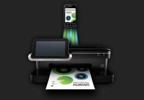 HP发布全系列支持Google云打印的无线打印机